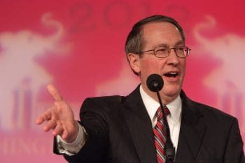Rep. Bob Goodlatte (Rep.-Va.), a 1977 graduate of the Law School