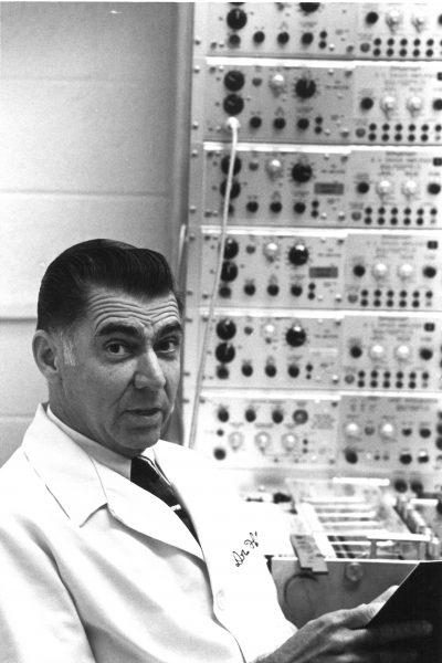 King_Gene-400x600 W&L Professor Emeritus H. Eugene King dies at 94