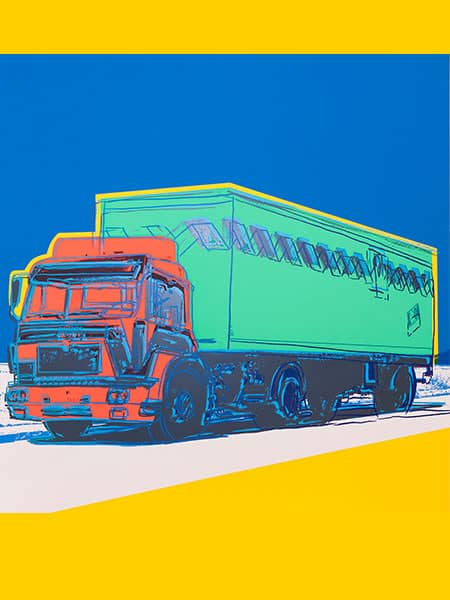 Warhol600 Modern Art Goes Pop: Selections from W&L's Art Collection at Staniar Gallery