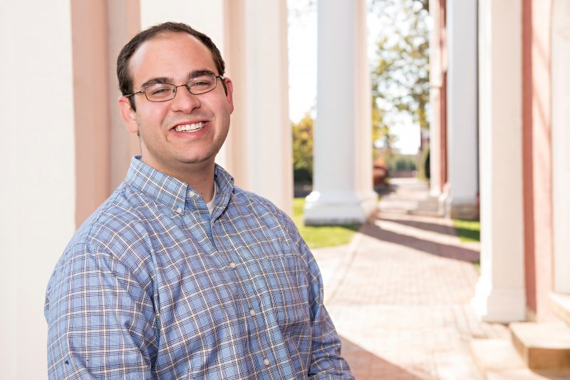 Paqui Toscano is W&L's 16th Rhodes Scholar