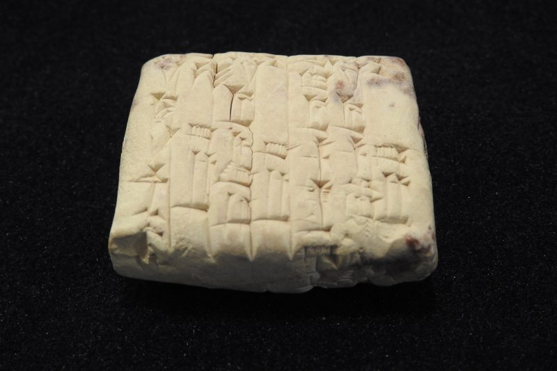 sumerian_tablet-800x533 Ancient Tablet is 'Exquisite in its Simplicity'
