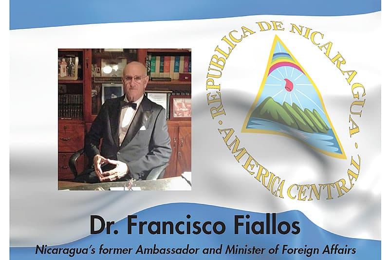 nicaraguacols Former Ambassador to Nicaragua to Speak at Law School