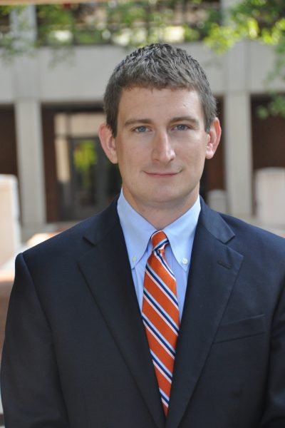 seamanchris-400x600 W&L Law Prof. Christopher Seaman Named Director of the Lewis Law Center