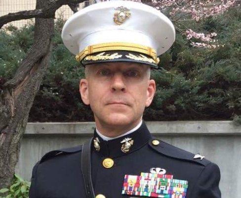 Col._Chris_Goff-488x400 U.S. Marine Liaison to Japan Self Defense Forces to Speak