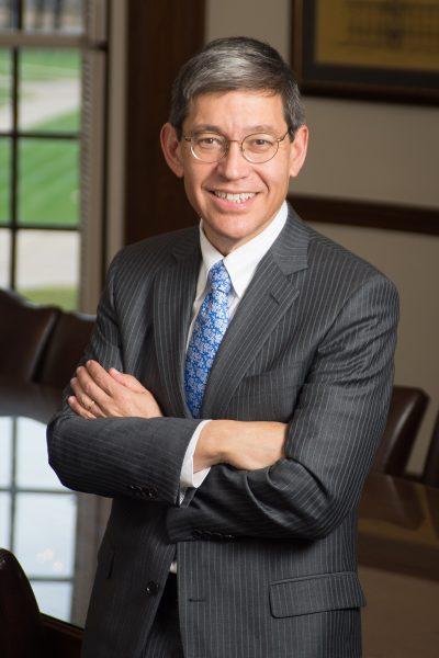 Tsutsui_headshot4x6-400x600 William M. Tsutsui, President of Hendrix College, to Address W&L's Phi Beta Kappa Convocation
