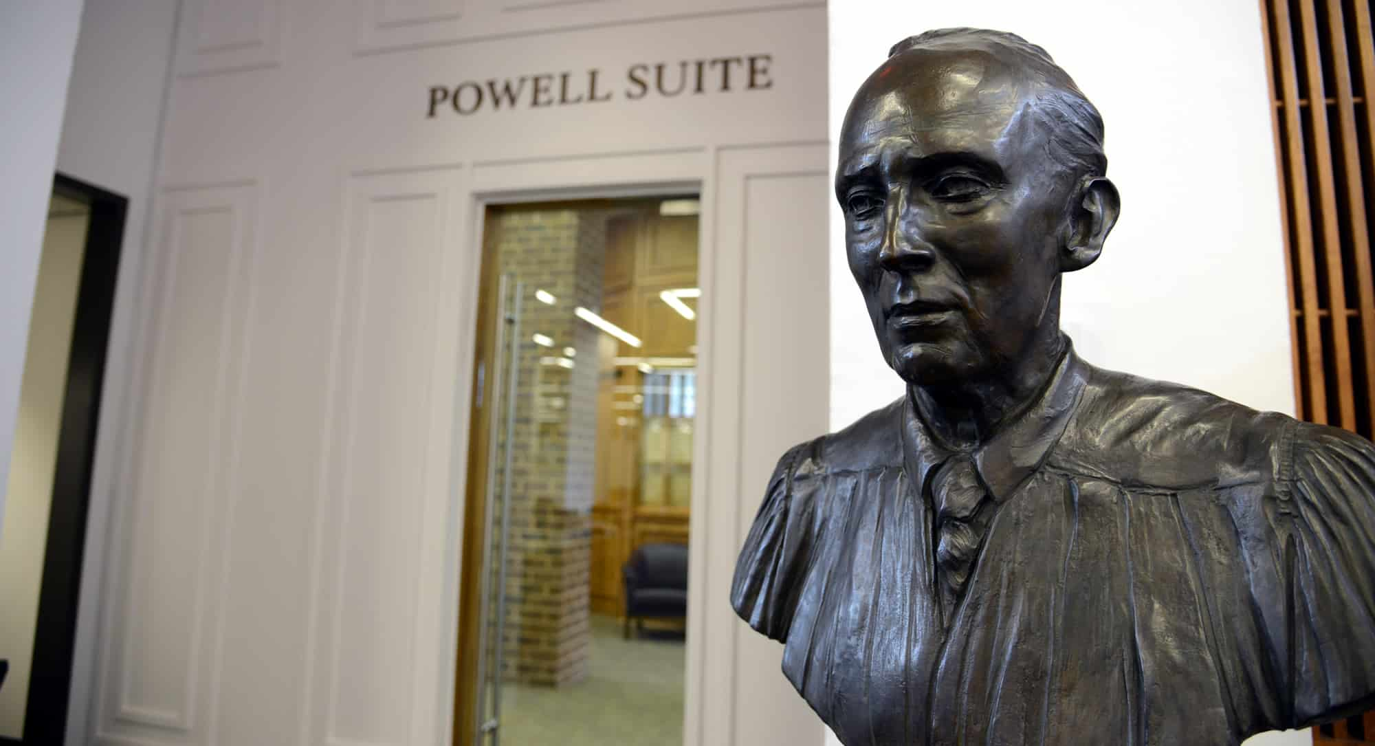 powellshot Powell Archives at W&L Law Turns 25