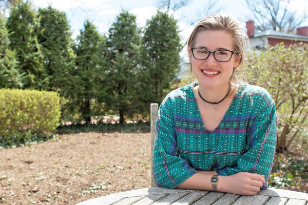 Sierra-Noland-600x400 Two W&L Students Awarded Critical Language Scholarships