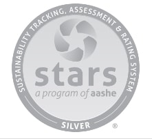 Silver W&L's Sustainability Efforts Earn Silver Rating