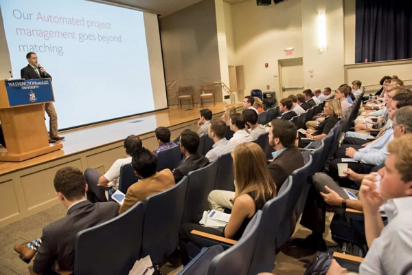 Summit-600x400 W&L's Williams School to Host Sixth Annual Entrepreneurship Summit