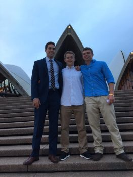 Taylor4-263x350 Sydney Internship and Study Abroad Program: Samuel Taylor '18
