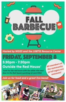 WGSS-bbq-poster-226x350 Women's, Gender and Sexuality Studies and LGBTQ Resource Center Host BBQ