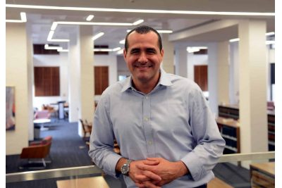 Prof. David Baluarte, director of the W&L Immigrant Rights Clinic