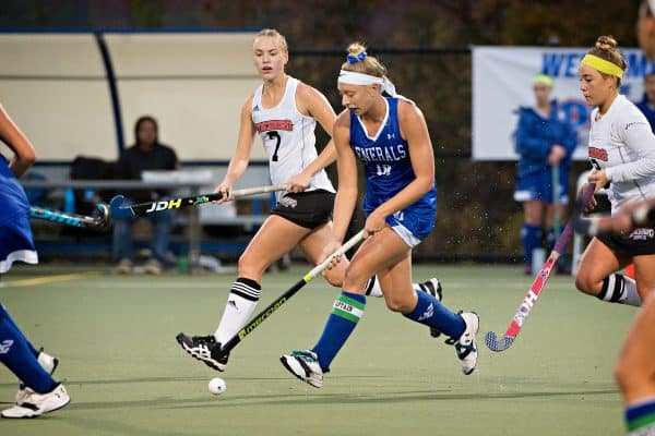 YIR39-600x400 W&L Field Hockey claims the ODAC title with 2-1 OT win over Lynchburg.