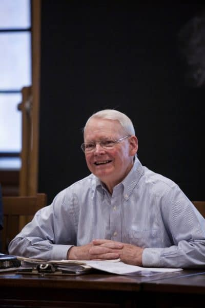 Charles-Dew_2-400x600 Historian and Professor Charles Dew to Speak at W&L Founders Day/ODK Convocation
