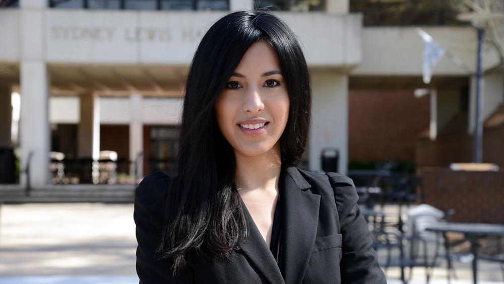 Luisa Hernandez '18L