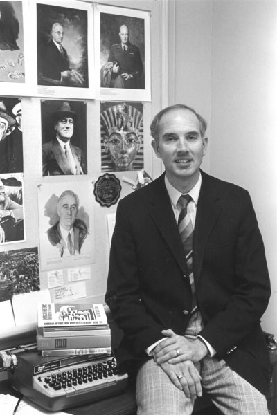 Ryan-portrait2-400x600 Halford Ryan, Professor of English and Speech Emeritus, Dies at 74
