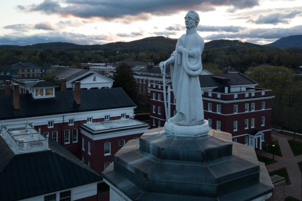 SOC050318_010-600x400 An April sunset on the Colonnade. Photo by Chris Anderson '20