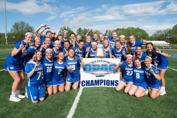 SOC051818_066-600x400 Women's lacrosse wins the ODAC after defeating Randolph-Macon, 14-7.