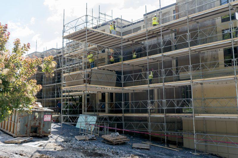 WoodsCreekConstruction_004-800x533 Woods Creek Apartments Get Major Updates