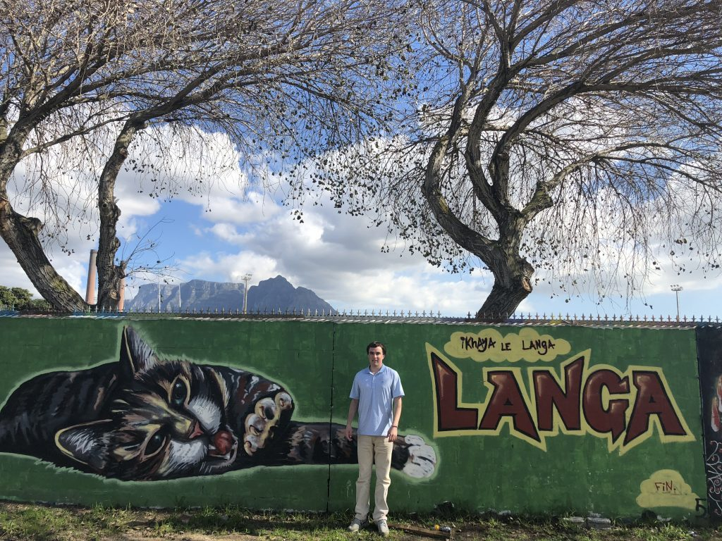 Will-Hardage-at-Langa 'Passionate and Prepared'