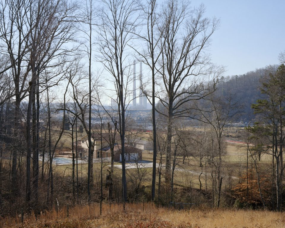 """Jeff_Rich Staniar Gallery Presents Jeff Rich's """"Watershed: Tennessee River"""""""