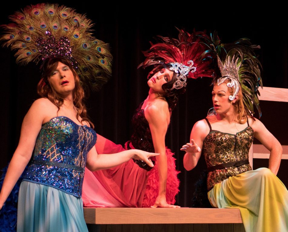 """PQDpublicity Washington and Lee Presents """"Priscilla Queen of the Desert, the Musical"""""""
