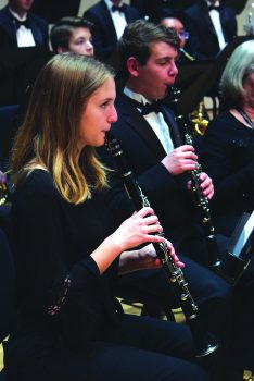 WindEnsemble_0007_04021846-234x350 Washington and Lee's Lenfest Center Presents November Concerts