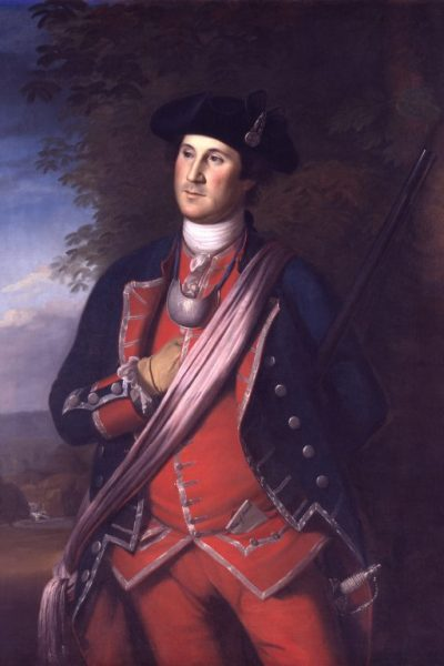 Peale-Portrait-400x600 W&L, Mount Vernon Announce Mutual Loan of Washington Portraits