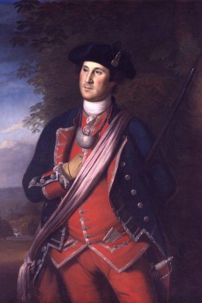 Peale-Portrait-400x600 W&L, Mount Vernon Announce Mutual Loan of Washington Portraits