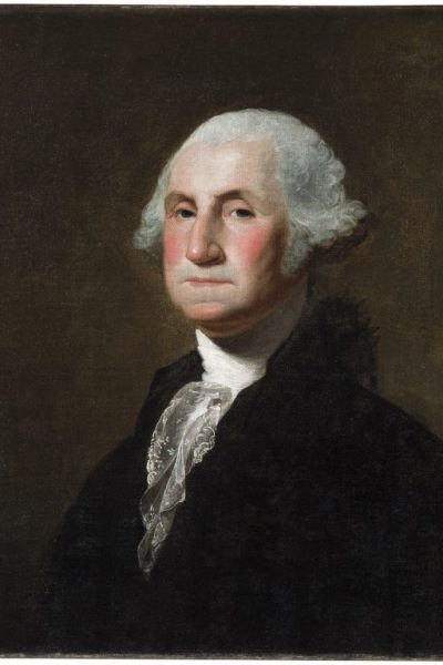 Stuart-Portrait-400x600 W&L, Mount Vernon Announce Mutual Loan of Washington Portraits