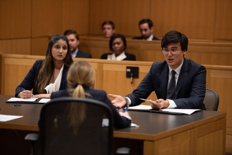 negotiationswinners-800x533 Results of Fall Moot Court Competitions Announced