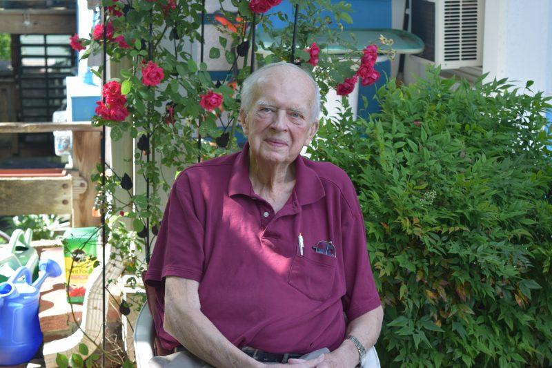 David-Dickens-800x533 David B. Dickens, Professor of German Emeritus, Dies at 85