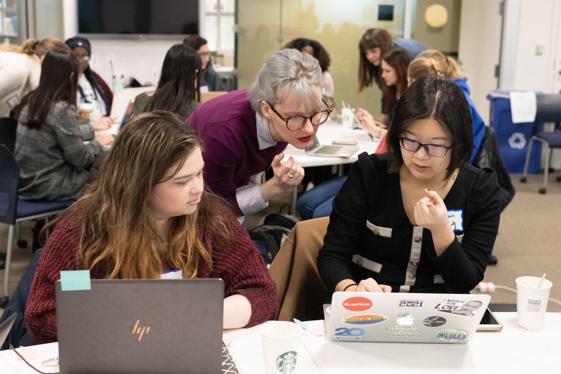 Women Who Code Workshop