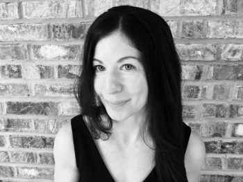 Author-Photo-Take-Two-350x263 W&L's Leah Naomi Green Receives Lucille Clifton Legacy Award