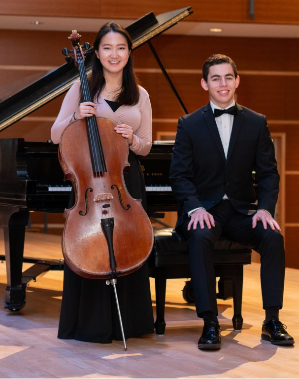 masisonguowinners W&L's University Orchestra Presents Winter Term Concert