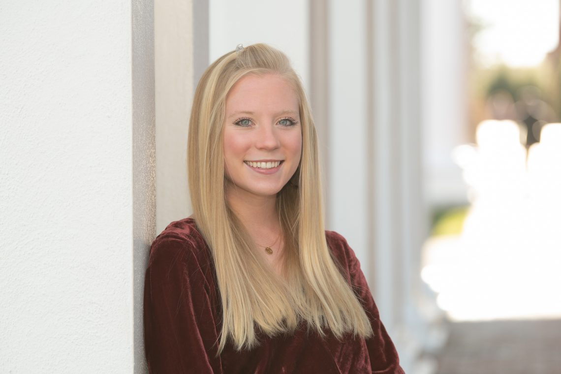 Kat-McEvoy W&L's Kathryn McEvoy '19 Earns Fulbright Award