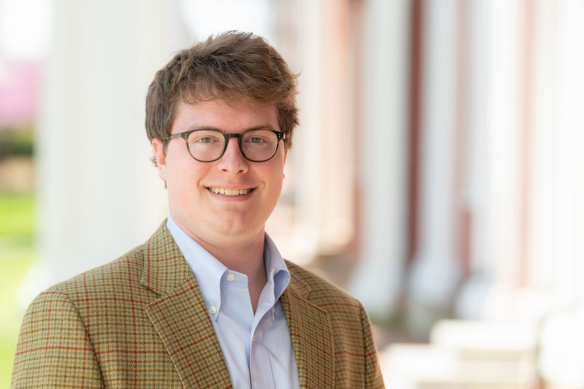 Unknown-1-1 W&L's Jackson Ellis '19 Awarded Fulbright