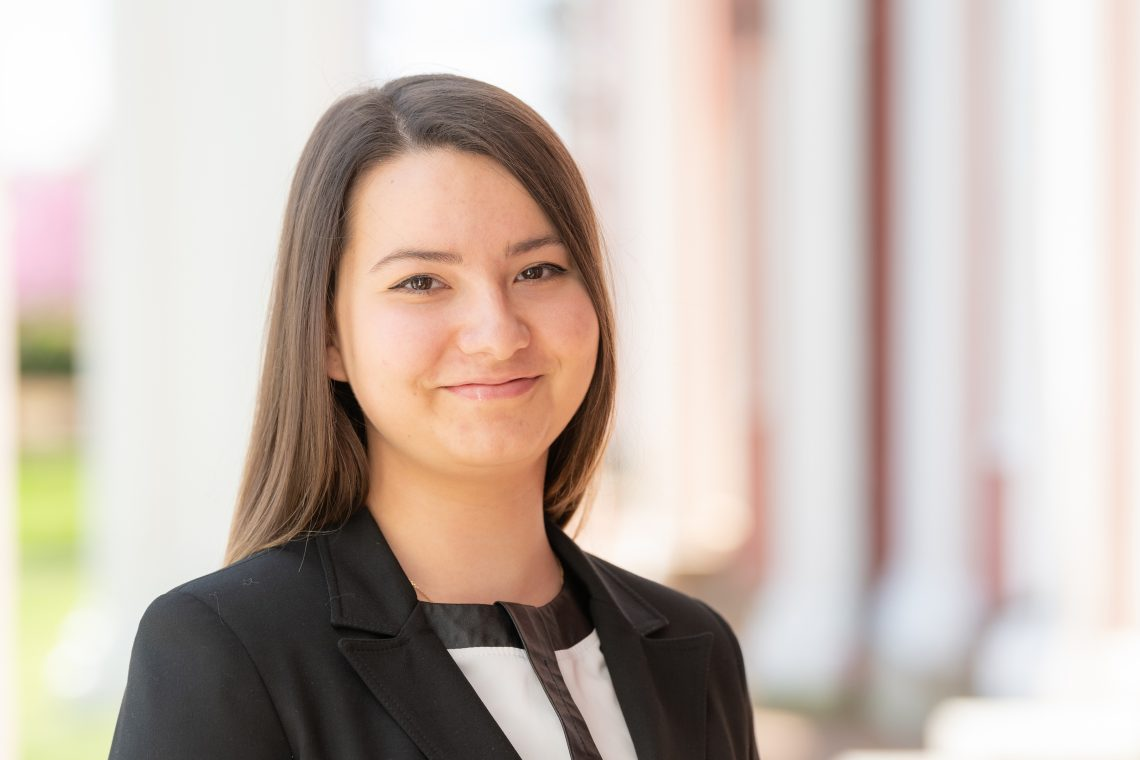 Unknown-2 Ekaterina Tsvetkova '20 Awarded German American Exchange Internship