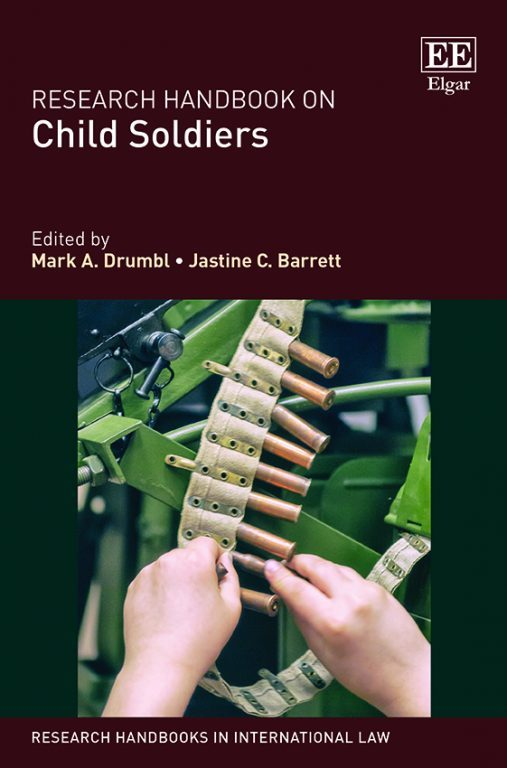 Drumbl-Rhbk-Child W&L Law's Mark Drumbl Deepens Understanding of Child Soldiers in New Book