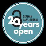 German Law Journal logo