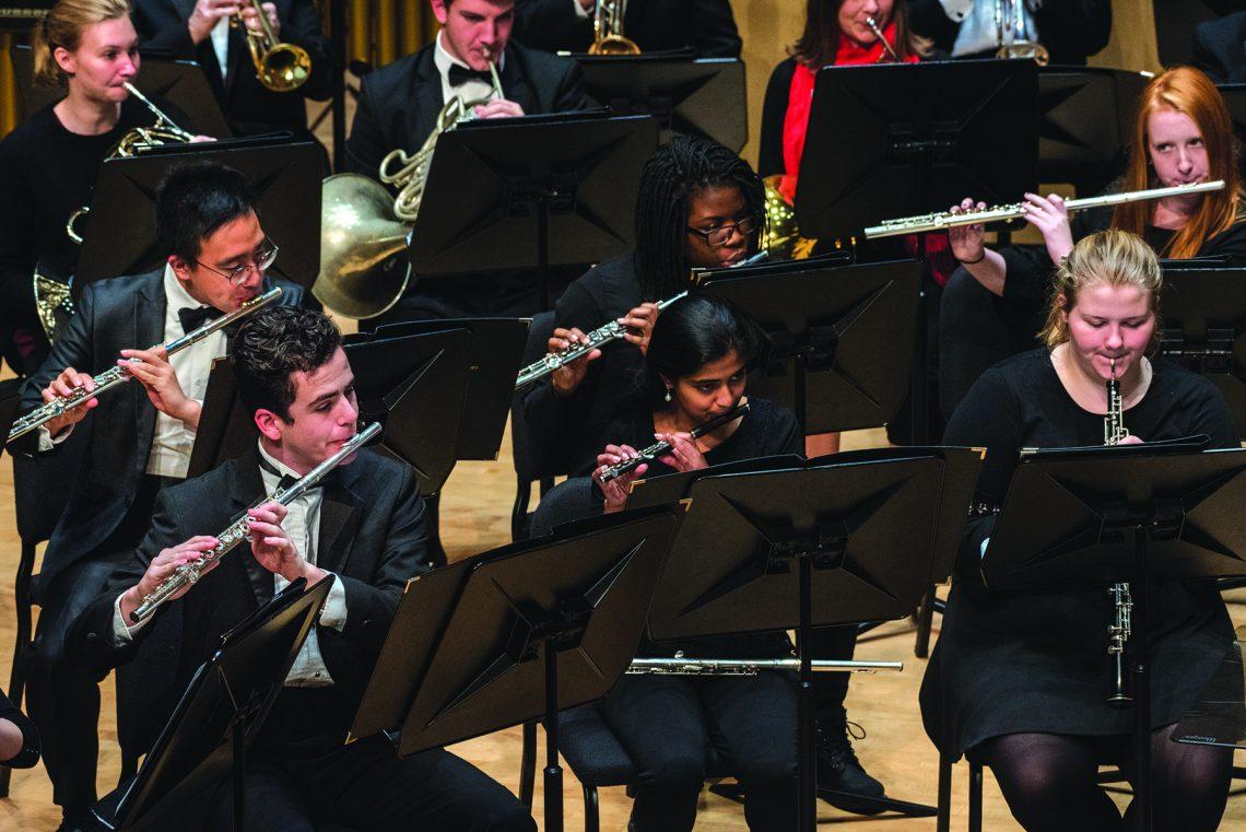 DSC_7165wind64 W&L Wind Ensemble Presents 'Imagine'
