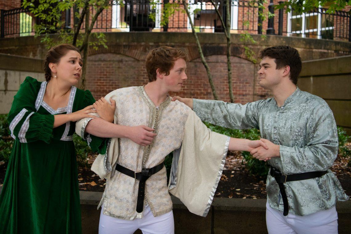 MSND2photo W&L Presents Shakespeare's 'A Midsummer Night's Dream'