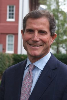 Mike-McAlevey-234x350 Michael R. McAlevey '86 Named Next Rector of Washington and Lee University