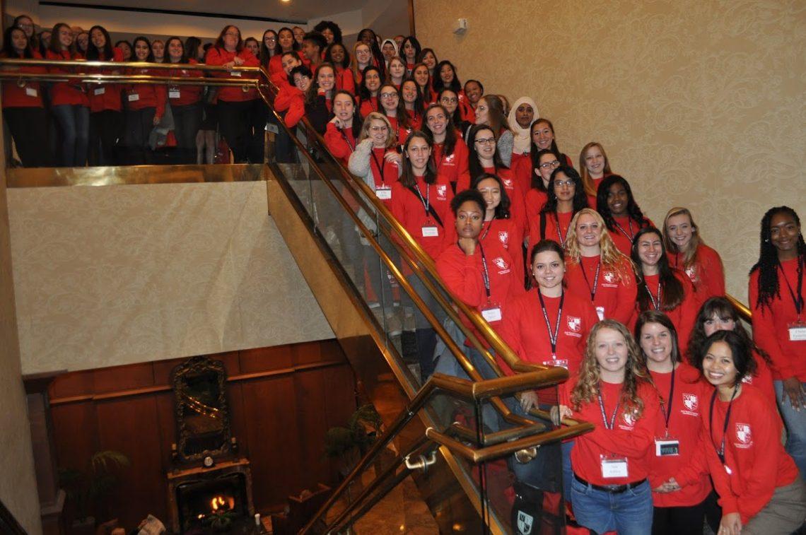 DSC_2054 W&L Students Attend 2019 VFIC Women's Leadership Summit
