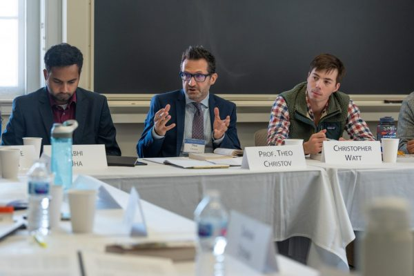 "6-scaled-600x400 Blunch Hosts ""The Economics of Foreign Aid"" IHS Colloquium at W&L"