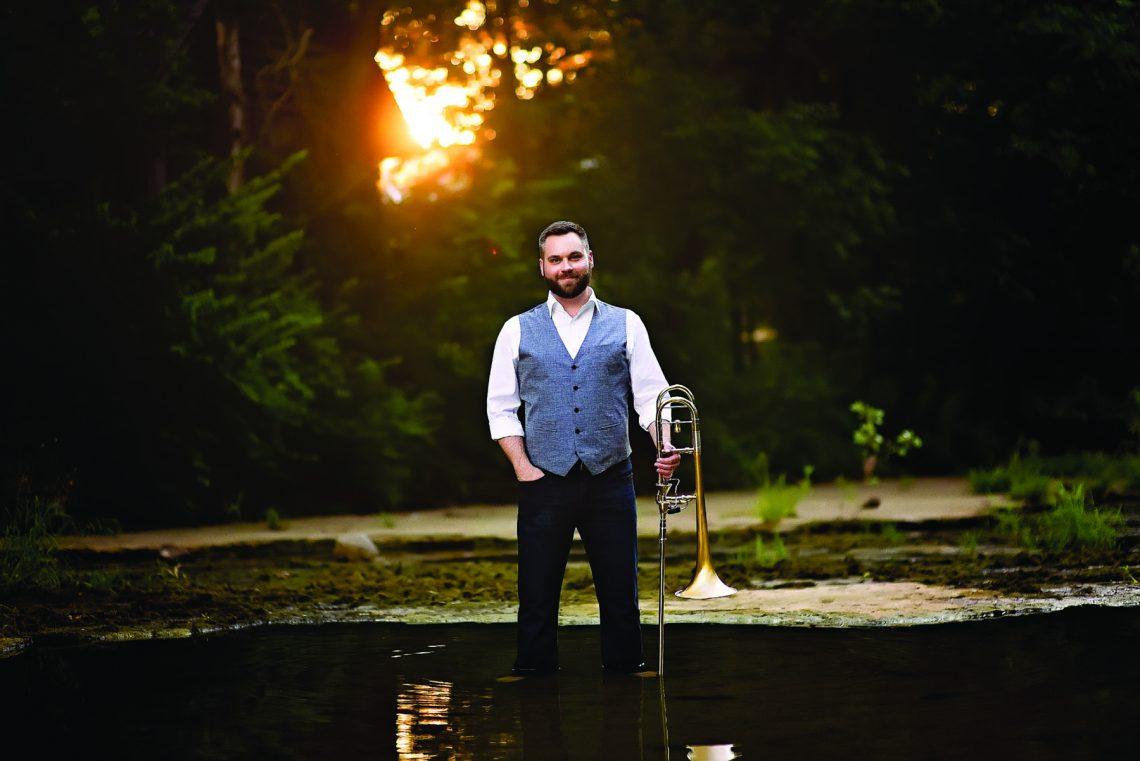MAtt-Wann W&L's SonoKlect Series Presents Jeremy Wilson on Trombone