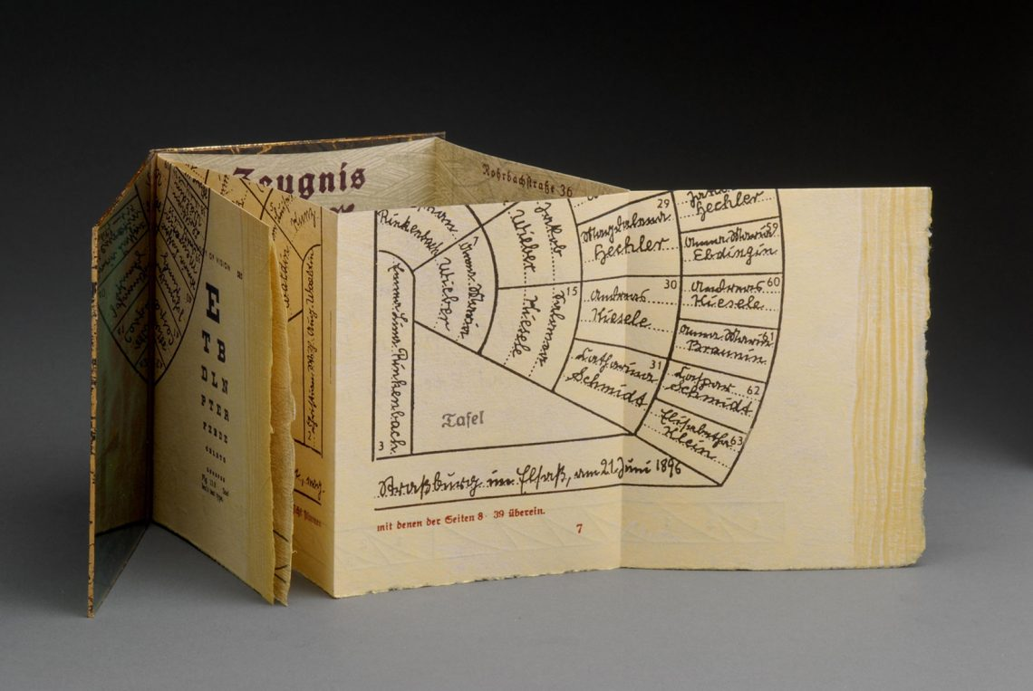 book-arts W&L's Staniar Gallery Presents 'The Book Expanded: Language, Art, Form'