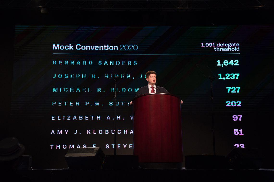DSC2400-scaled W&L's Mock Convention Predicts Sanders Will Win Democratic Nomination