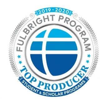 Fulbright-Top-Producer_Dual-350x335 W&L Named a Top Producer of Fulbright U.S. Students and Scholars
