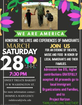 Lexington-Immigrant-event-poster1-273x350 'Crossings' Brings W&L and Lexington Community Together